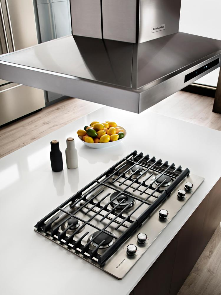 electrolux induction hybrid cooktop manual