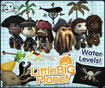 LittleBigPlanet: Pirates of the Caribbean Level Kit - PS3 [Digital Download Add-On]