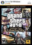 Grand Theft Auto: Episodes from Liberty City - Windows [Digital Download]