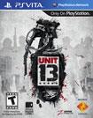 Unit 13 - PS Vita Games [Digital Download]