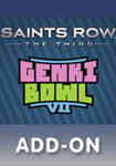 Saints Row: The Third: Genkibowl Vii - Windows [Digital Download Add-On]