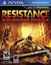 Resistance: Burning Skies: Digital Game - PS Vita Games [Digital Download]