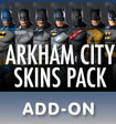 DIG - PS3 - DLC Batman Arkham City - PS3 [Digital Download Add-On]