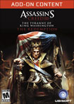 Assassin's Creed 3 - The Tyranny Of King Washington The Redemption - Ps3 [digital Download Add-on] 1000003570