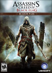 Assassins Creed IV Black Flag Season Pass - Windows [Digital Download Add-On]