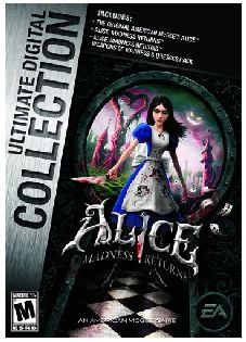 Alice Madness Returns Complete Collection - Windows [digital Download] 1000003922