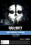 Ps4 - Call Of Duty Ghosts Season Pass - Playstation 4 (digital Download)