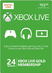 Xbox Live 24 Month Gold Membership - Xbox Live [Digital Download]