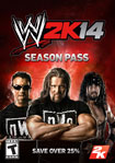 WWE 2K14 Season Pass - PS3 [Digital Download Add-On]