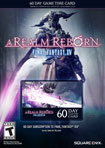Final Fantasy XIV A Realm Reborn - 60 Day Game Card - PlayStation 4 [Digital Download Add-On]