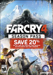 Far Cry 4 Season Pass - PS3 [Digital Download]