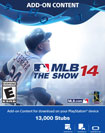 MLB Stubs DLC $9.99 - PlayStation 4 [Digital Download Add-On]