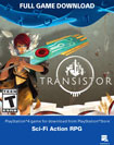 Transistor - PlayStation 4 [Digital Download]