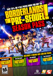 Borderlands The Pre-Sequel Season Pass - PS3 [Digital Download Add-On]