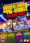 Borderlands The Pre-Sequel Season Pass - Xbox 360 [Digital Download Add-On]