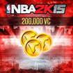 NBA 2K15 200,000 Virtual Currency - PlayStation 4 [Digital Download Add-On]