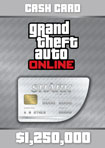 GTA Online The Great White Shark Cash Card - Xbox One [Digital Download Add-On]