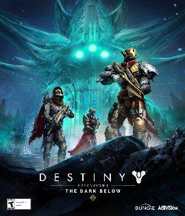$20 XBOX Digital Gift Card, DESTINY Exp I The Dark Below - Xbox 360 [Digital Download Add-On]