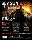 Dying Light Season Pass - PlayStation 4 [Digital Download Add-On]