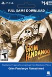 Grim Fandango Remastered - Playstation 4 (digital Download)