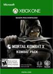 Mortal Kombat X Season Pass - Xbox One [Digital Download Add-On]