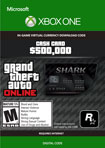 GTA V Bull Shark Cash Card - Xbox One [Digital Download Add-On]