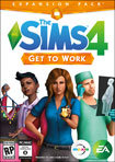 The Sims 4 Get to Work - Windows [Digital Download Add-On]