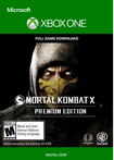 Mortal Kombat X Digital Game - Xbox One [Digital Download]