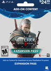 The Witcher 3 Wild Hunt EXPANSION PASS - PlayStation 4 [Digital Download Add-On]