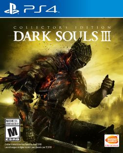 Dark Souls Iii - Playstation 4 (digital Download)