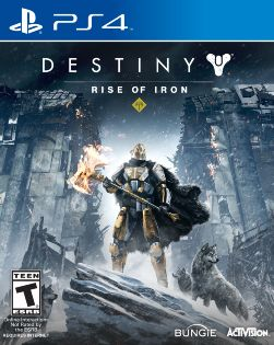 Destiny Rise Of Iron - Playstation 4 [digital Download] 1000006582