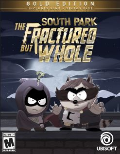 South Park The Fractured But Whole Gold Edition - Playstation 4 [digital Download] 1000007178