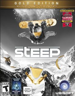Steep Gold Edition - Playstation 4
