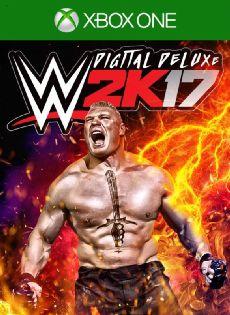 Wwe 2k17 Digital Deluxe - Xbox One [digital Download] 1000007266