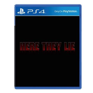 Here They Lie Vr Compatible - Playstation 4 [digital Download]