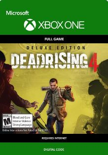 Dead Rising 4 Digital Deluxe Edition - Xbox One [digital Download] 1000007387