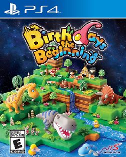 Birthdays The Beginning Digital - Playstation 4