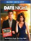 Date Night (Blu-ray Disc) (2 Disc) (Digital Copy) 2010