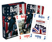 Aquarius - The Beatles Poker-Size Playing Cards - Red/White/Blue