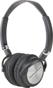 American Audio - Headphones - Black/Silver