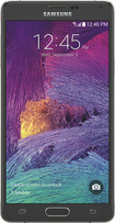 T-Mobile Prepaid - Samsung Galaxy Note 4 4G with 32GB Memory No-Contract Cell Phone - Charcoal Black