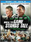 When the Game Stands Tall (Blu-ray Disc) (2 Disc) (Ultraviolet Digital Copy) (Eng/Fre/Spa/Por) 2014