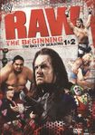 Wwe: Raw: The Beginning - Best Of Seasons 1 & 2 [4 Discs] (dvd) 1022497