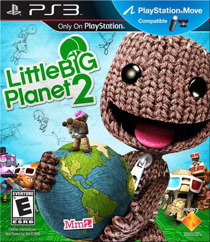 LittleBigPlanet 2 - PlayStation 3|PlayStation 4