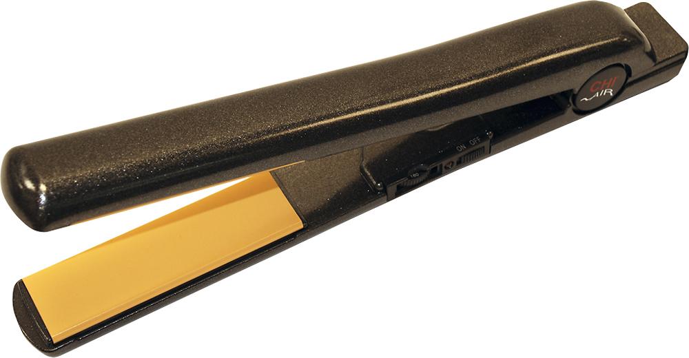 "CHI Air - Air Expert Classic Tourmaline Ceramic 1"" Flat Iron - Onyx Black"