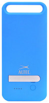 Altec - External Battery Case for Apple® iPhone® 5 and 5s - Blue