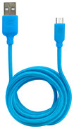 Altec - 5' Micro USB-to-USB Cable - Blue