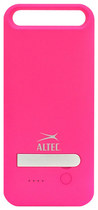 Altec - External Battery Case for Apple® iPhone® 5 and 5s - Pink