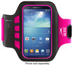 Altec - Sport Armband Case for Samsung Galaxy S III and S 4 Cell Phones - Pink