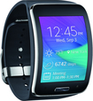 Samsung - Gear S Smartwatch (AT&T) - Black (AT&T)
